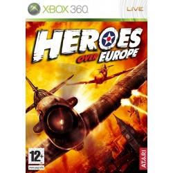 X360 HEROES OVER EUROPE (USED)