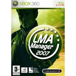 X360 LMA MANAGER 2007 (USED)