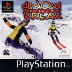 PS1 EXTREME SNOW BREAK (NO CASE) (USED)