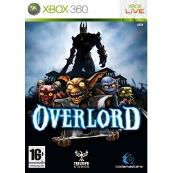 X360 OVERLORD 2 (USED)