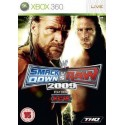 X360 WWE SMACKDOWN VS RAW 2009 (USED)