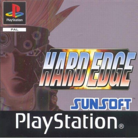 PS1 HARD EDGE (CD ONLY) (USED)