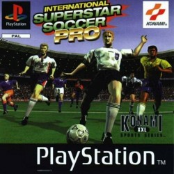 PS1 INTERNATIONAL SUPER STAR SOCCER PRO (USED)