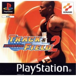 PS1 INTERNATIONAL TRACK & FIELD 2 (USED)
