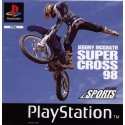 PS1 JEREMY MCGRATH SUPERCROSS 98 (NO CASE) (USED)