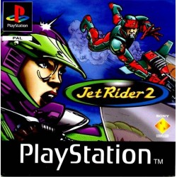 PS1 JET RIDER 2 (cd only) (USED)