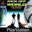 PS1 KICK OFF WORLD (Mitsikostas)(cd only)(USED)