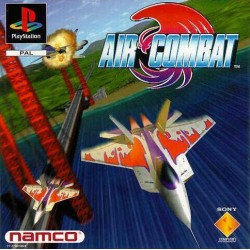 PS1 AIR COMBAT (no manual) (NO CASE) (USED)