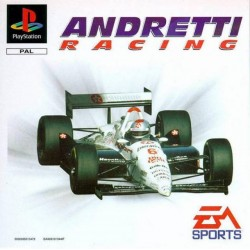 PS1 ANDRETTI RACING (NO CASE) (USED)