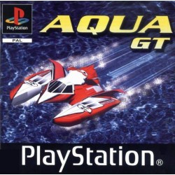 PS1 AQUA GT (NO CASE) (NO CASE) (USED)