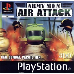 PS1 ARMY MEN AIR ATTACK (no manual) (NO CASE) (USED)