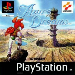PS1 AZURE DREAMS (no manual) (USED)
