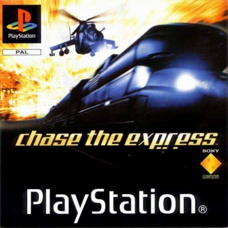 PS1 CHASE THE EXPRESS (NO CASE) (USED)