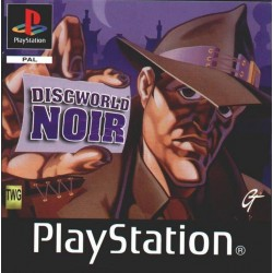 PS1 DISCWORLD NOIR (no manual) (USED)