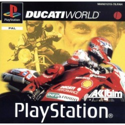 PS1 DUCATI WORLD (NO CASE) (USED)