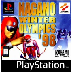 PS1 NAGANO WINTER OLYMPICS 98 (NO CASE) (NO CASE) (USED)
