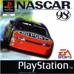 PS1 NASCAR 98 (no manual) (NO CASE) (USED)