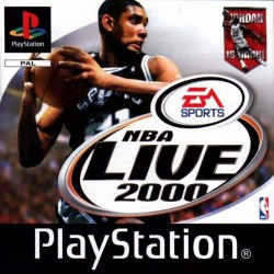 PS1 NBA LIVE 2000 (USED)