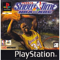 PS1 NBA SHOWTIME NBA ON NBC (USED)