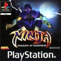 PS1 NINJA SHADOW OF DARKNESS (NO MANUAL) (USED)