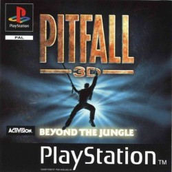 PS1 PITFALL 3D BEYOND THE JUNGLE (USED)