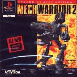 PS1 MECHWARRIOR 2 (USED)