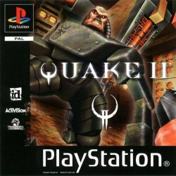 PS1 QUAKE II (CD-BOOK ONLY) (USED)