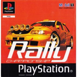 PS1 RALLY CHAMPIONSHIP (nb) (NO CASE) (USED)