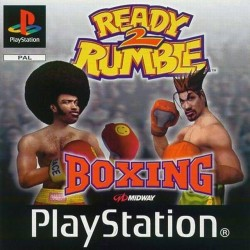 PS1 READY TO RUMBLE 2 (NO CASE) (USED)