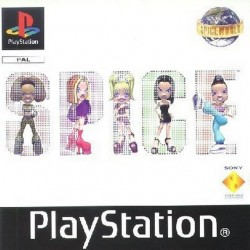 PS1 SPICE (NO CASE) (USED)
