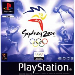 PS1 SYDNEY 2000 (no manual) (NO CASE) (USED)