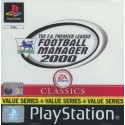 PS1 THE F.A. FOOTBALL MANAGER 2000 (NO CASE) (USED)