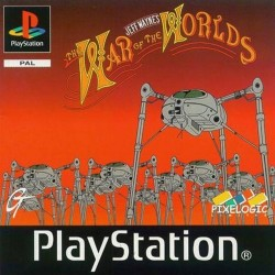PS1 THE WAR OF THE WORLDS (USED)