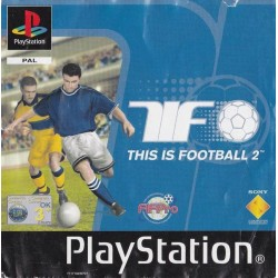 PS1 THIS IS FOOTBALL 2 (NO CASE) (USED)
