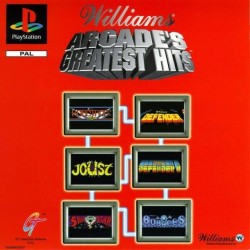 PS1 WLLIAMS ARCADE'S GREATEST HITS (USED)