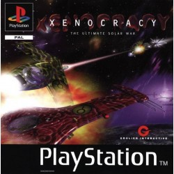 PS1 XENOCRACY THE ULTIMATE SOLAR WAR (USED)