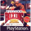 PS1 VICTORY BOXING 2 (NO CASE) (USED)