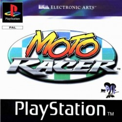 PS1 MOTO RACER (USED)
