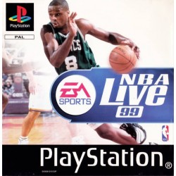 PS1 NBA LIVE 99 (USED)