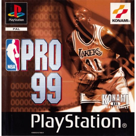 PS1 NBA PRO 99 (USED)