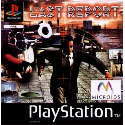 PS1 THE LAST REPORT (USED)