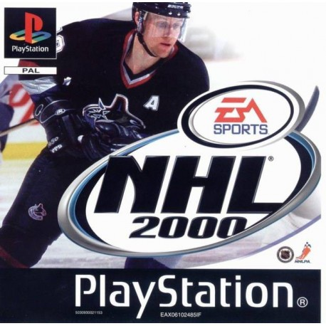 PS1 NHL 2000 (cd only) (USED)