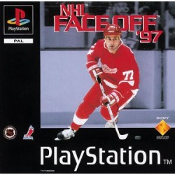 PS1 NHL FACE OFF 98 (cd only) (USED)