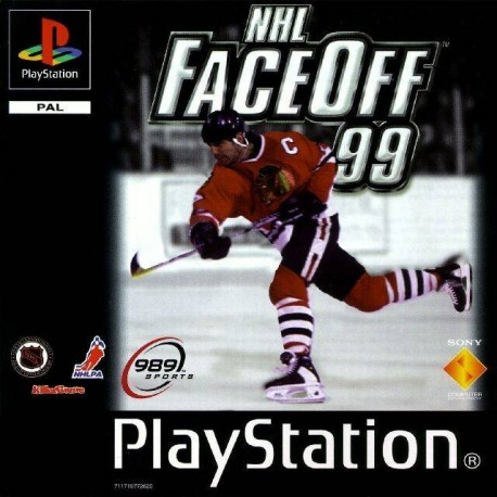 PS1 NHL FACE OFF 99 (USED)