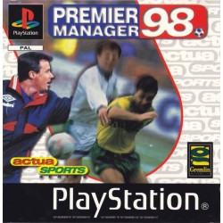 PS1 PREMIER MANAGER 98 (NO CASE) (USED)