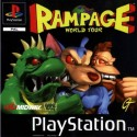 PS1 RAMPAGE WORLD TOUR (cd only) (USED)