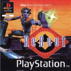 PS1 REBOOT (NO CASE) (USED)