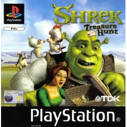 PS1 SHREK TREASURE HUNT (USED)