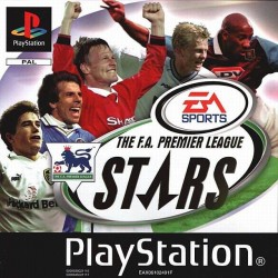 PS1 THE F.A. PREMIER LEAGUE STARS (USED)