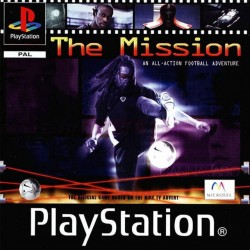 PS1 THE MISSION (no case)(USED)